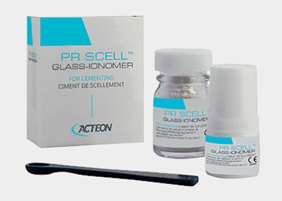 PR SCELL GLASS IONOMER
