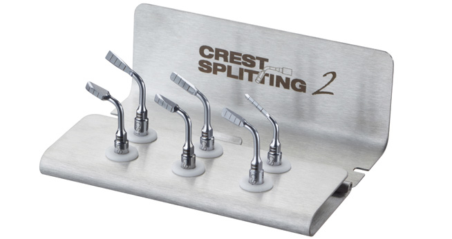 Crest Splitting Kit