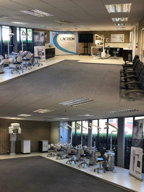 New Acteon Training Facility - Cambridgeshire