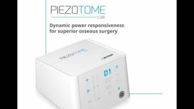 Acteon Cube Piezotome  Review by Dental Implant Practices